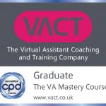 VACT graduate logo