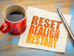 Small Business - realign -restart